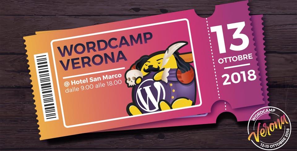 WordCamp Verona, la mia recensione