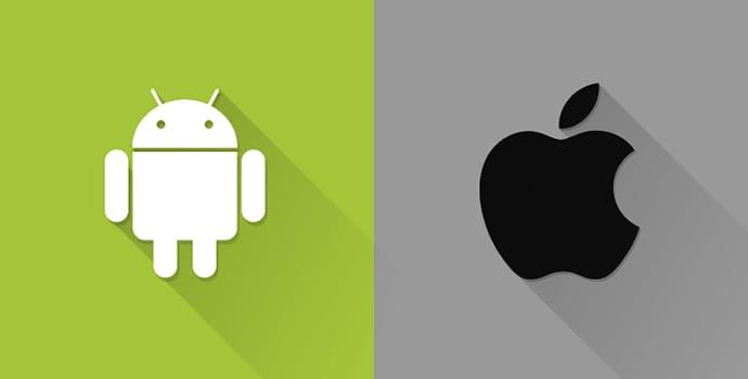 Android 7.0 Nougat e iOS10