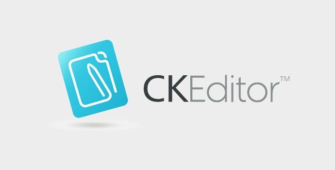 Installare CKEditor