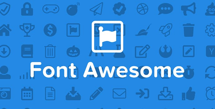 Come installare Font Awesome 5