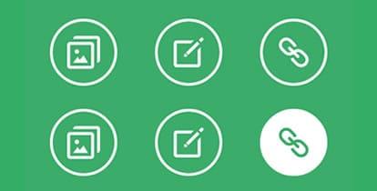 Effetto Hover alle immagini con CSS3