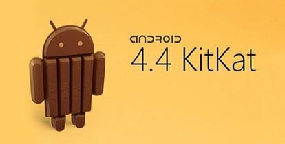 Google e Android KitKat 4.4.2