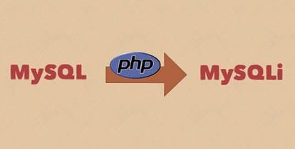 Da MySQL a MySQLi
