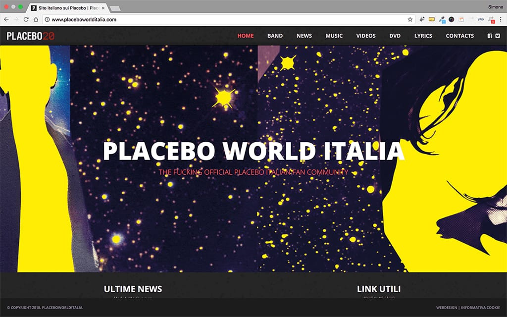 Placebo World Italia