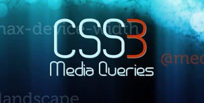 Media queries e layout responsive