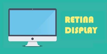 Ottimizzare le immagini per Display Retina