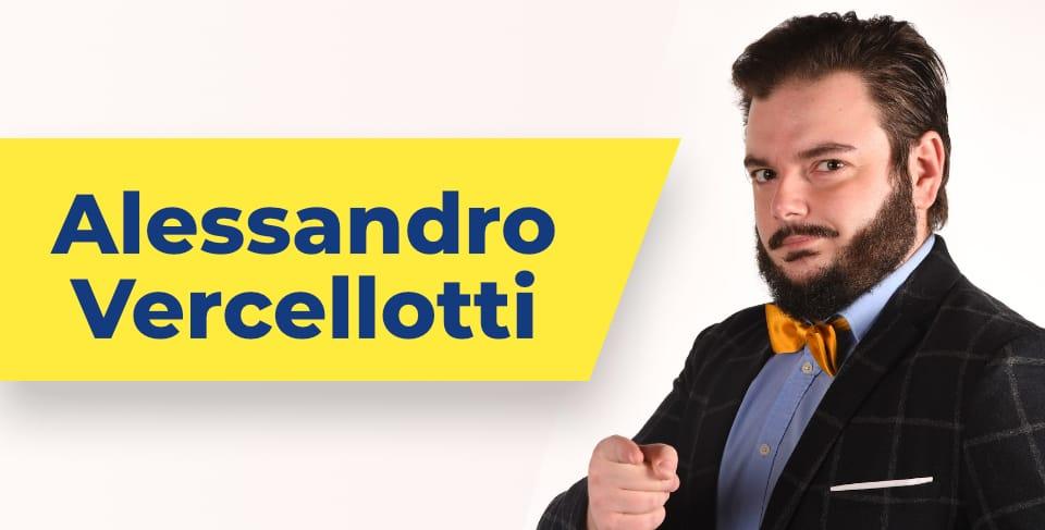 Intervista a: Alessandro Vercellotti
