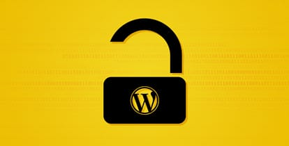 WordPress, problemi di sicurezza?